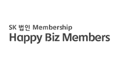 SK 법인 Membership Happy Biz Members